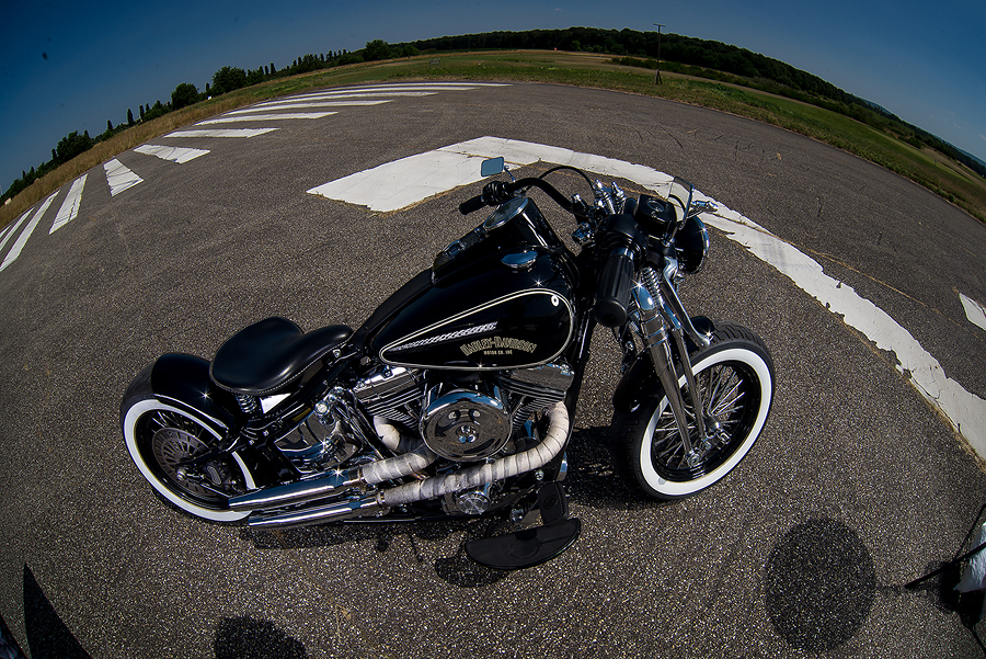 Savas Turanci Fotografie _Harley Davidson