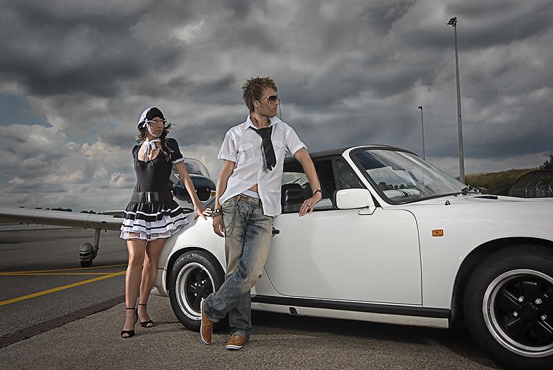 Savas Turanci Photography -Flugzeug-Porsche